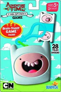 Adventure Time Ominoes Game Mini Finn Pre-Order ships April
