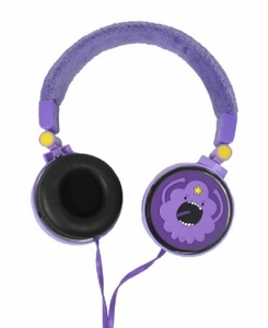 Adventure Time Fold-Up Stereo Headphones Lumpy Pre-Order ships October