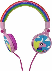 Adventure Time Fold-Up Stereo Headphones Lady Rainicorn Pre-Order ships April