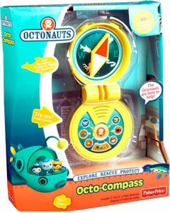 Fisher Price Octonauts Roleplay Toy Octo-Compass