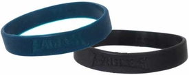 Official NFL Team Rubber Bracelet Philadelphia Eagles [Green]