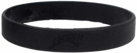 Official National Football League NFL Team Rubber Bracelet Jacksonville Jaguars [Black]