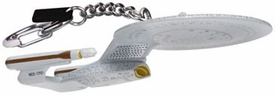 Star Trek Keychain U.S.S. Enterprise NCC-1701-D