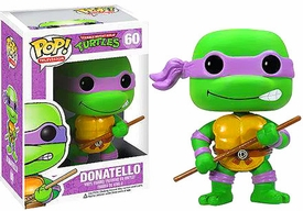 Funko POP! Teenage Mutant Ninja Turtles Vinyl Figure Donatello New!