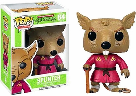 Funko POP! Teenage Mutant Ninja Turtles Vinyl Figure Splinter