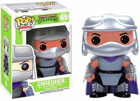 Funko POP! Teenage Mutant Ninja Turtles Vinyl Figure Shredder New!
