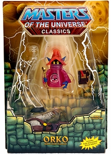 Mattel He-Man Masters of the Universe Classics SDCC 2010 San Diego Comic-Con Exclusive Action Figure Orko with Prince Adam [Color Changing Version!]