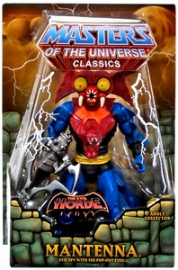 He-Man Masters of the Universe Classics Exclusive Action Figure Mantenna