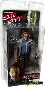 NECA Sin City Movie Series 1 Action Figure John Hartigan (Bruce Willis) [Color Variant]