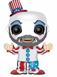Funko POP! House of 1000 Corpses Vinyl Figure Captain Spaulding Pre-Order ships March