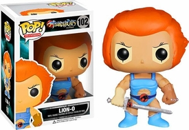 Funko POP! Thundercats Vinyl Figure Lion-O
