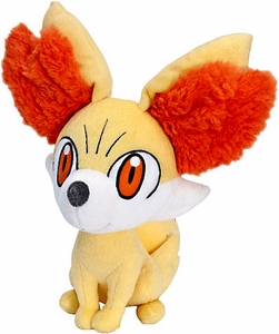 Pokemon XY TOMY 8 Inch Basic Plush Fennekin