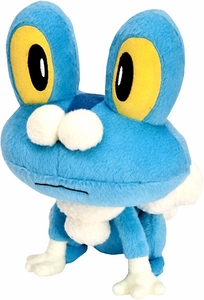 Pokemon XY TOMY 8 Inch Basic Plush Froakie