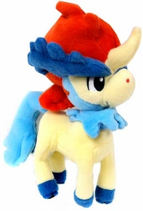 Pokemon TOMY 8 Inch Basic Plush Keldeo {Ordinary Form}