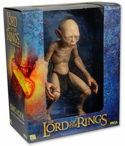 NECA Lord of the Rings Quarter Scale Action Figure Smeagol BLOWOUT SALE!