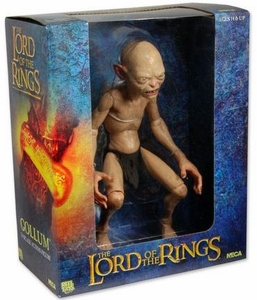 NECA Lord of the Rings Quarter Scale Action Figure Gollum