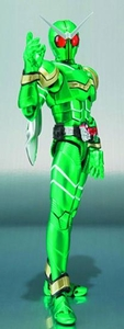 Kamen Rider Double S.H.Figuarts Action Figure Kamen Rider Cyclone Pre-Order ships April