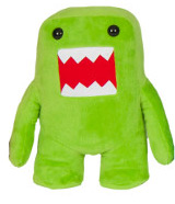 Domo 10 Inch Plush Figure Green Domo