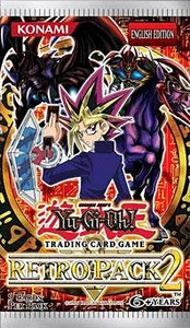 YuGiOh Retro 2 SE Special Edition Booster Pack