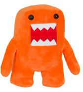 Domo 10 Inch Plush Figure Orange Domo