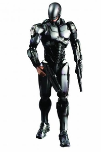 Robocop Play Arts Kai Action Figure Robocop Ver 1.0  Pre-Order ships April