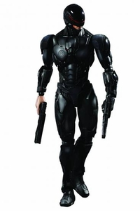 Robocop Play Arts Kai Action Figure Robocop Ver 3.0  Pre-Order ships April