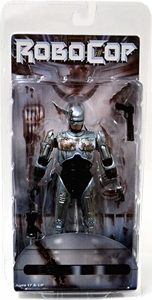 NECA Robocop 7 Inch Action Figure Battle Damaged Robocop