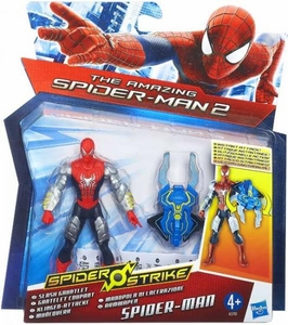 Amazing Spider-Man 2 Spider Strike 3.75 Inch Action Figure Slash Gauntlet Spider-Man
