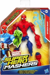 Marvel Super Hero Mashers Action Figure Spider-Man