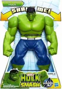 Marvel Avengers Assemble Action Figure Shake & Smash Hulk