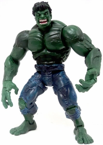Marvel Legends LOOSE Action Figure Hulk [Dark Green]