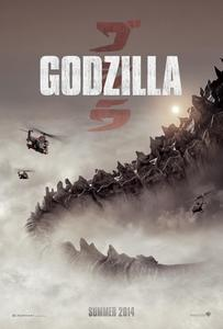 Godzilla 2014 Movie Connect with Pieces Puzzle Building Game Pre-Order ships August