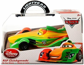 Disney / Pixar CARS Movie Exclusive 1:43 Die Cast Car Rip Clutchgoneski