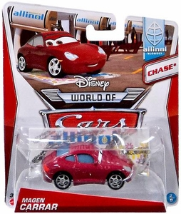 Disney / Pixar CARS Movie 1:55 Die Cast Car MAINLINE World of Cars Magen Carrar [Allinol Blowout 2/9] Chase Piece!