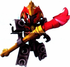 Tenkai Knights LOOSE Minifigure Kindoh Trooper