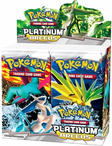 Pokemon Arceus (PL4) Booster Box [36 Packs]