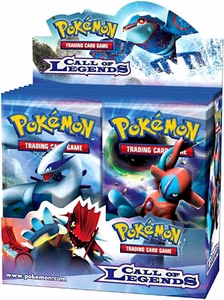 Pokemon Call of Legends Booster Box [36 Packs]
