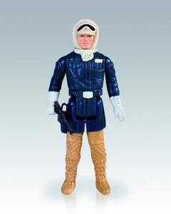 Star Wars Kenner Jumbo Action Figure Hoth Han Solo Pre-Order ships March