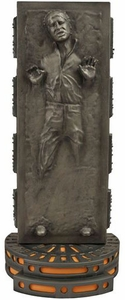 Star Wars Diamond Select Bank Han Solo in Carbonite