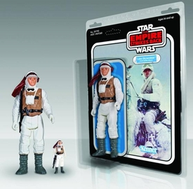 Star Wars Kenner-Inspired Jumbo Action Figure Hoth Luke Pre-Order ships September