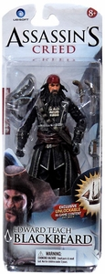McFarlane Toys Assassin's Creed Exclusive Action Figure Blackbeard [Unlocks Blackbeard's Sails]
