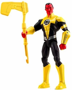 DC Total Heroes 6 Inch Action Figure Sinestro Pre-Order ships April