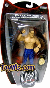 WWE Jakks Pacific Wrestling Action Figure Ruthless Aggression Series 10 Chris Benoit