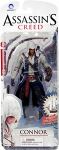 McFarlane Toys Assassin's Creed Series 1 Action Figure Connor [Unlocks Connor's Sails]