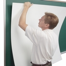 Porcelain Steel Sheets (Skins) - Dry Erase Marker Board Surface