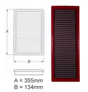 BMC Sport Filter for C CLASS