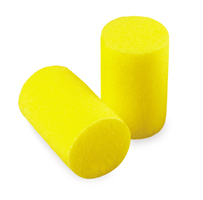 E-A-R Classic Soft UF Foam Ear Plugs (NRR 31) (Box of 200 Pairs)
