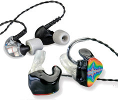 In-Ear Musicians Monitors (IEMs)
