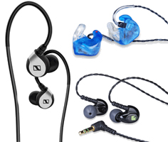 Earbuds & In-Ear Earphones
