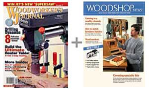 The Woodworker Package #4 (US Only)